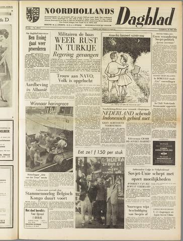 Noordhollands Dagblad : dagblad voor Alkmaar en omgeving 1960-05-28