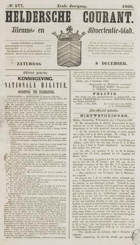 Heldersche Courant 1866-12-08