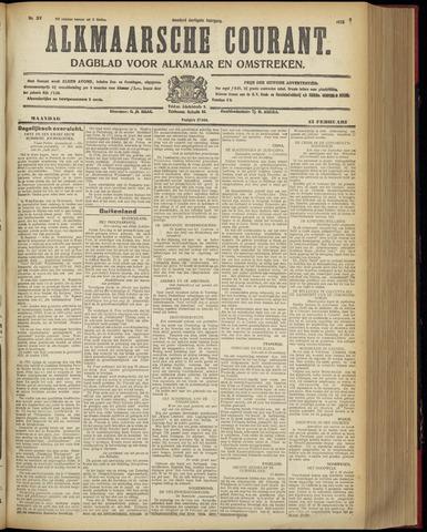 Alkmaarsche Courant 1928-02-13