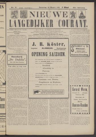 Nieuwe Langedijker Courant 1921-03-12