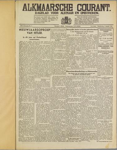 Alkmaarsche Courant 1941-01-02
