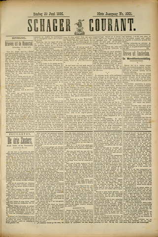 Schager Courant 1895-06-23