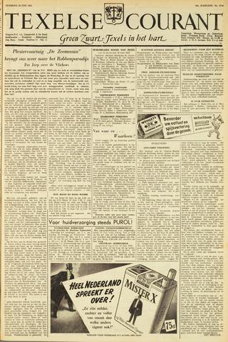 Texelsche Courant 1953-06-20