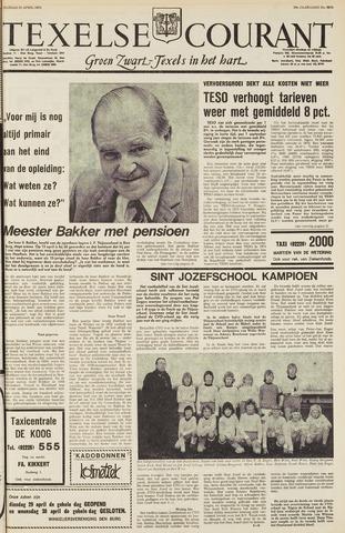 Texelsche Courant 1975-04-25