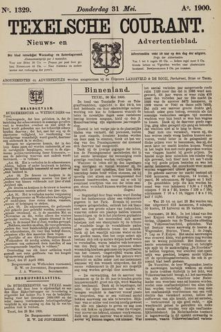 Texelsche Courant 1900-05-31