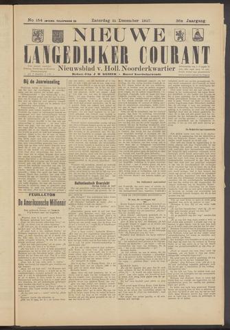Nieuwe Langedijker Courant 1927-12-31
