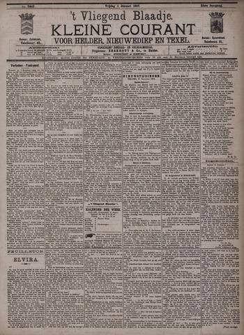 Vliegend blaadje : nieuws- en advertentiebode voor Den Helder 1897-01-01