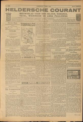 Heldersche Courant 1929-04-11