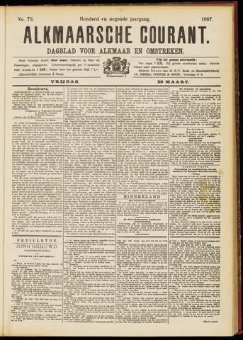 Alkmaarsche Courant 1907-03-29