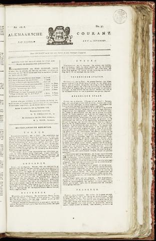 Alkmaarsche Courant 1818-09-14