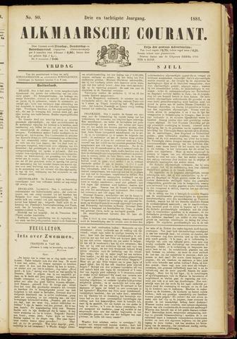 Alkmaarsche Courant 1881-07-08