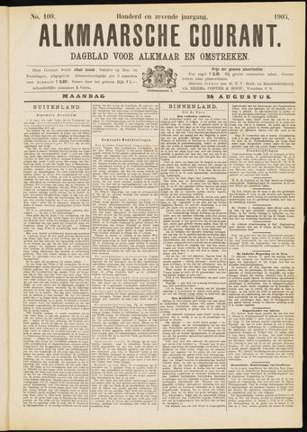 Alkmaarsche Courant 1905-08-28