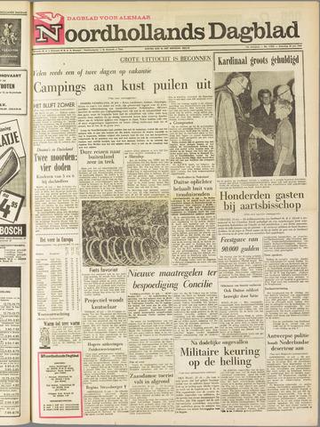 Noordhollands Dagblad : dagblad voor Alkmaar en omgeving 1964-07-18