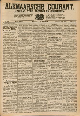 Alkmaarsche Courant 1930-06-23