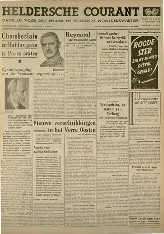 Heldersche Courant 1938-11-05
