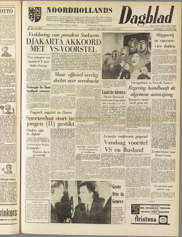Noordhollands Dagblad : dagblad voor Alkmaar en omgeving 1962-03-15