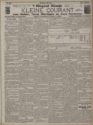 Vliegend blaadje : nieuws- en advertentiebode voor Den Helder 1910-05-07