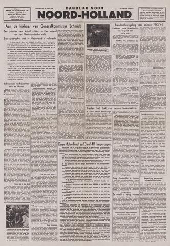 Dagblad Noord-Holland, Schager editie 1943-06-30