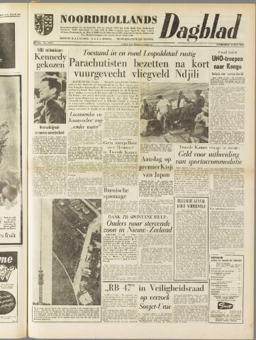 Noordhollands Dagblad : dagblad voor Alkmaar en omgeving 1960-07-14