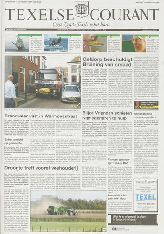 Texelsche Courant 2009-08-28