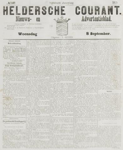 Heldersche Courant 1875-09-08