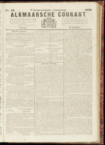 Alkmaarsche Courant 1862-10-26