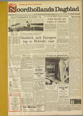 Noordhollands Dagblad : dagblad voor Alkmaar en omgeving 1969-11-01