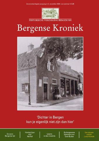 Bergense kroniek 2020-11-01