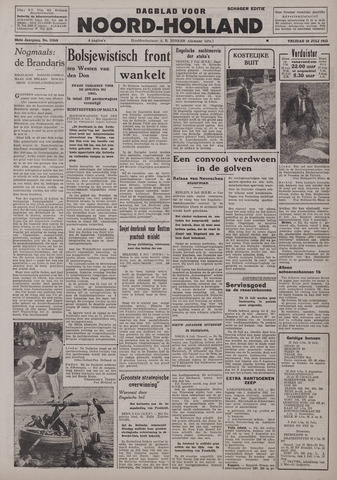Dagblad Noord-Holland, Schager editie 1942-07-10