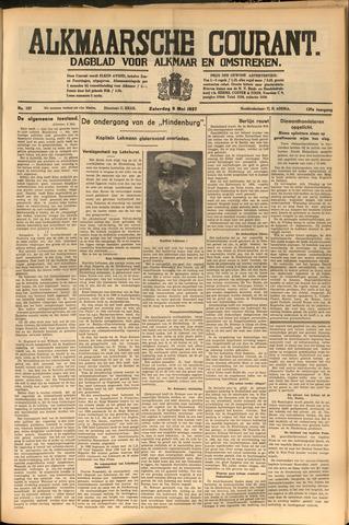 Alkmaarsche Courant 1937-05-08