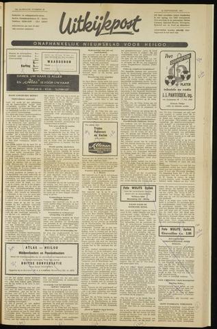 Uitkijkpost : nieuwsblad voor Heiloo e.o. 1961-09-07