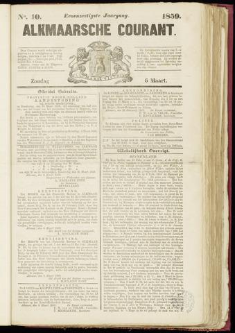 Alkmaarsche Courant 1859-03-06