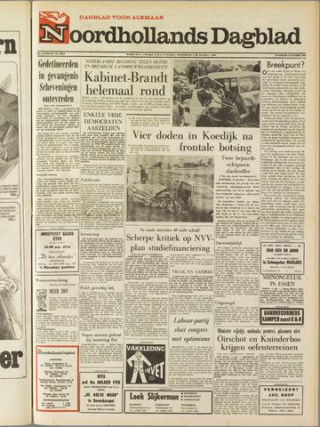 Noordhollands Dagblad : dagblad voor Alkmaar en omgeving 1969-10-04