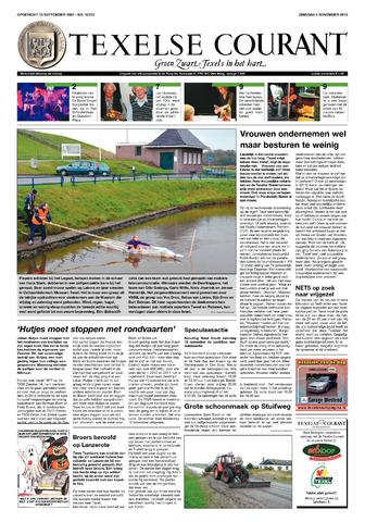 Texelsche Courant 2012-11-06