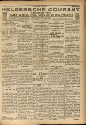 Heldersche Courant 1923-04-14
