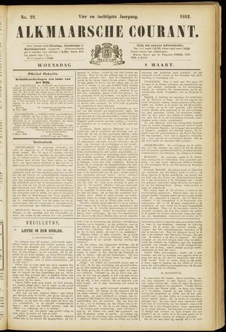 Alkmaarsche Courant 1882-03-08