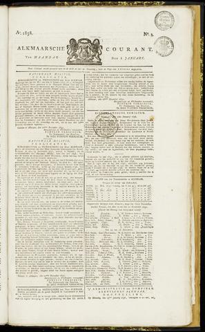 Alkmaarsche Courant 1838-01-08