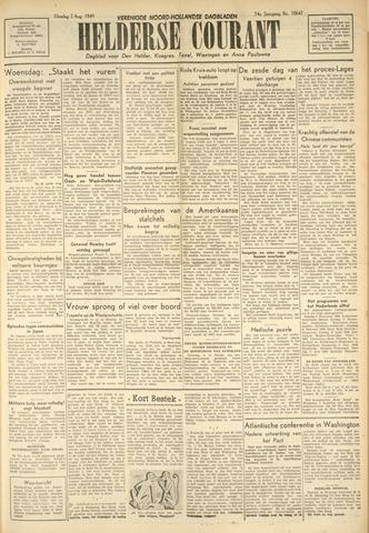 Heldersche Courant 1949-08-02