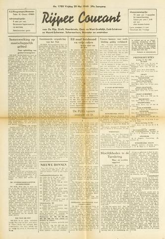 Rijper Courant 1949-05-20