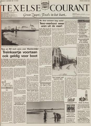 Texelsche Courant 1995-01-06
