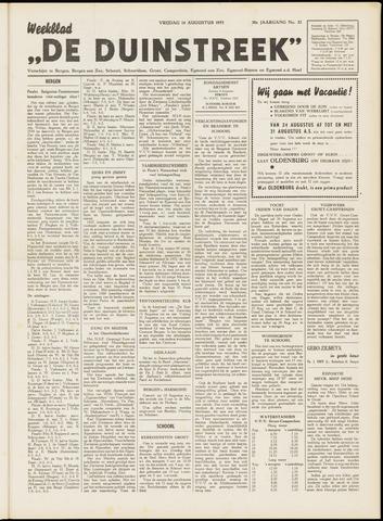 De Duinstreek 1953-08-14