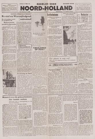 Dagblad Noord-Holland, Schager editie 1943-02-16