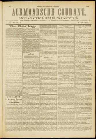 Alkmaarsche Courant 1918-01-03