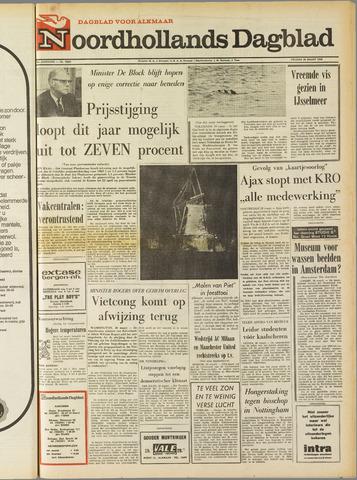 Noordhollands Dagblad : dagblad voor Alkmaar en omgeving 1969-03-28