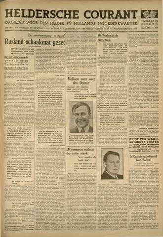 Heldersche Courant 1936-10-29