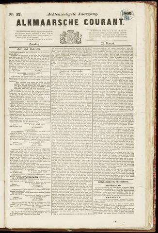 Alkmaarsche Courant 1866-03-25