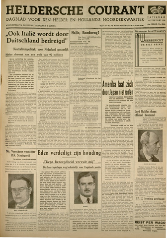 Heldersche Courant 1938-02-26