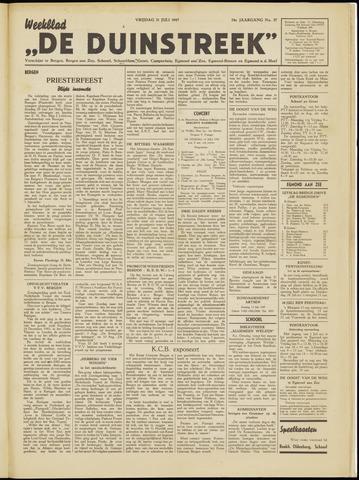 De Duinstreek 1947-07-11