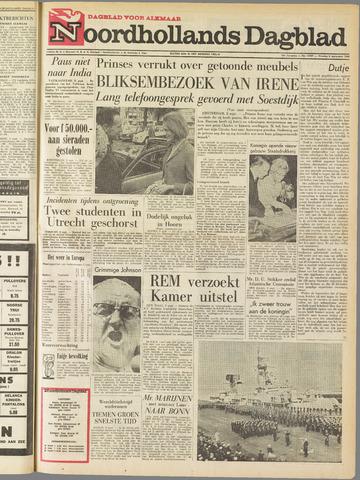 Noordhollands Dagblad : dagblad voor Alkmaar en omgeving 1964-09-08