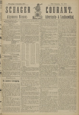 Schager Courant 1911-12-06